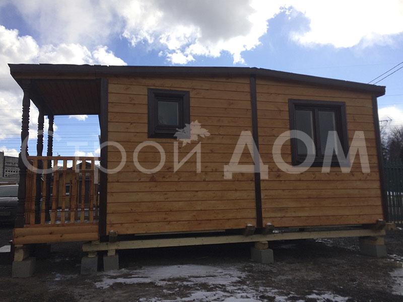 """""""АВАНГАРД""""-дачный садовый домик-бытовка по низкой цене в Клину, Солнечногорске, Конаково."""