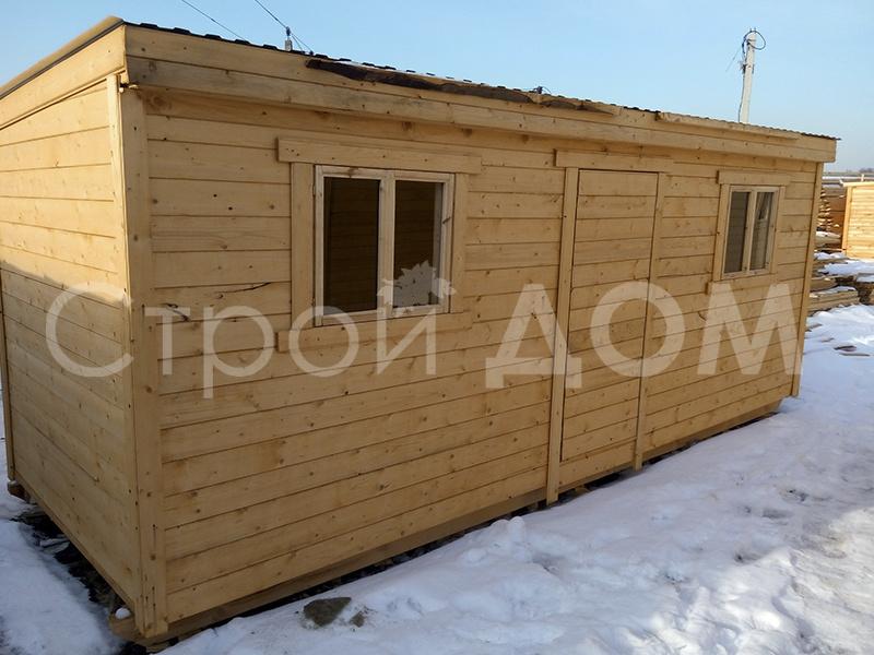 Распашонка класса Эконом длиной 6 метров в Клину, Конаково, Солнечногорск. Доставка от производителя.