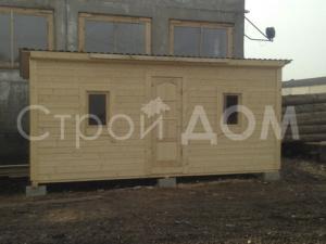 Строим бытовки любой сложности в Клину, Солнечногорске, Конаково.