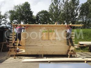 Строительство бытовок на заказ любой сложности. Производитель бытовок в Клину, Солнечногорске и Конаково.