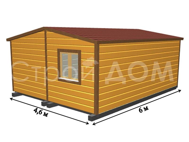 """""""ПРОТЕКТ""""-это домики для дачи с качественной отделкой. Заказать строительство в Клину."""