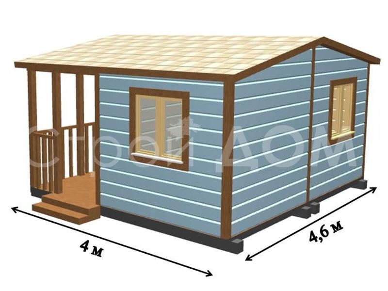 """""""КЕНТУКИ""""-бытовка, домик тёплый на даче в Клину, Конаково по низкой цене."""