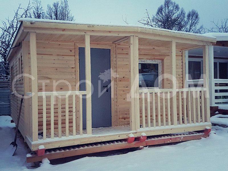 Качественный садовый домик на заказ. Каркасное строительство любой сложности в Клинском районе по низкой цене.