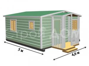 """Планировка и схема домиков """"СИМВОЛ"""" по низкой цене. Заказать строительство в Клину."""