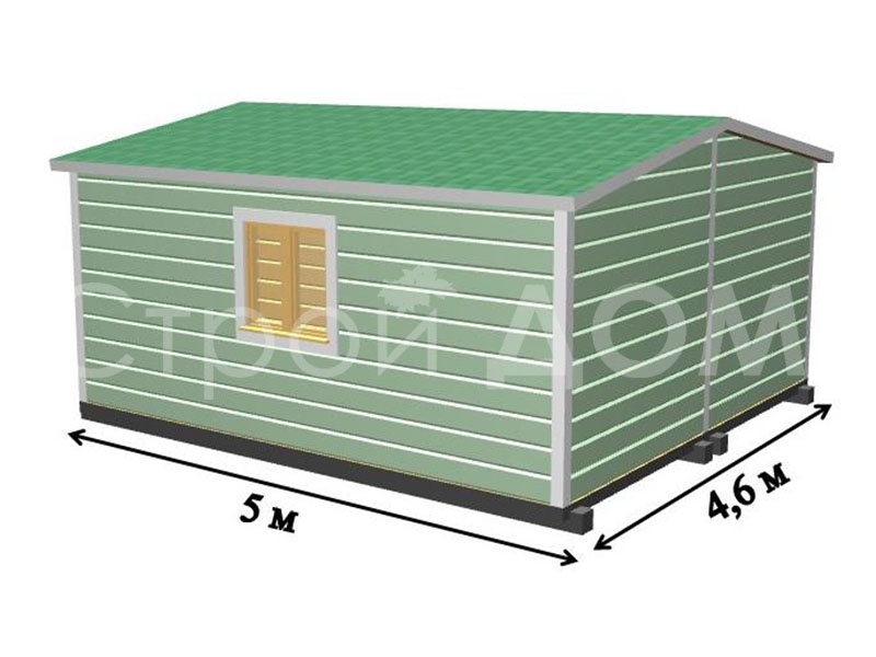 Планировка дачных домиков от производителя бытовок в Клину. Купить и заказать доставку.
