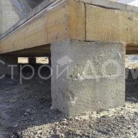 Блок Фундаментный Под Бытовку В Клину.