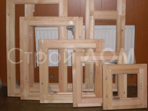 Окна деревянные в ассортименте для бытовок. Дополнения к дачным бытовкам недорого.