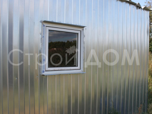 ПВХ окна в дачных бытовках города Клин, Солнечногорск или Конаково.