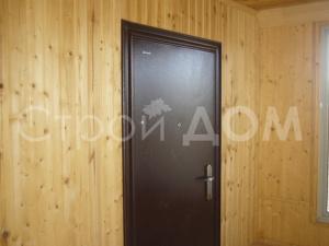 Стальная дверь в бытовку недорого.