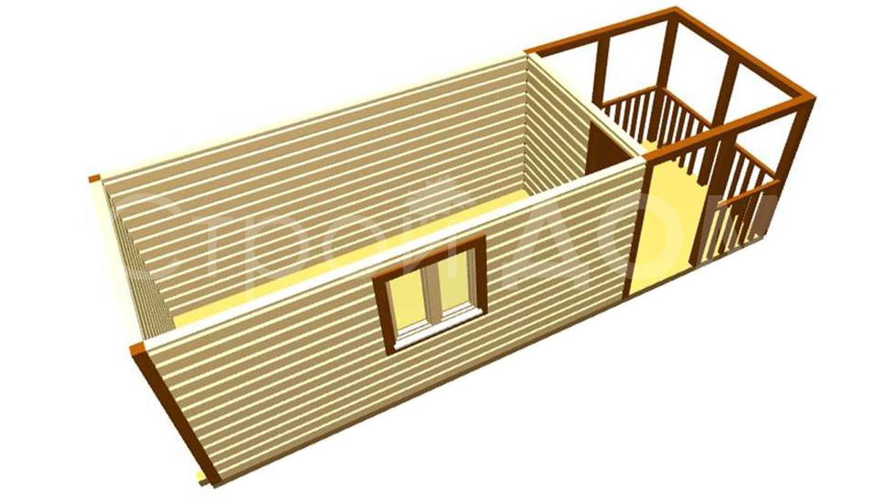 Проектирование бытовок с планировкой любой сложности от производителя.