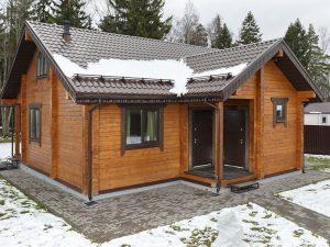 Строительство домов из профилированного бруса. Строители профессионалы в Клину, Конаково, Солнечногорск.