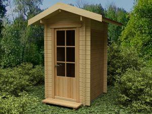 Дачный туалет из минибруса. Производство в клину по низким ценам.