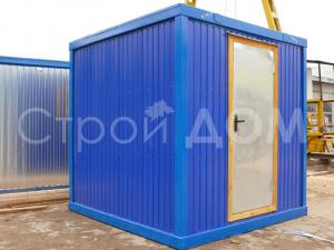 Железный блок-контейнер недорого длиной 2 метра в Клину. Купить от производителя.