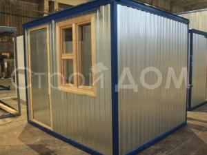 Железный блок-контейнер 3 метра в Клину по низкой цене. Купить с доставкой.
