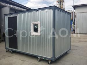 Металлический блок-контейнер от производителя в Клину. Низкая цена купить.