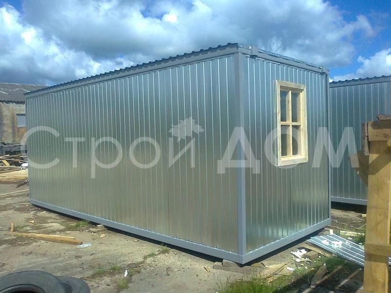 Блок-контейнеры по ГОСТу с доставкой на участок в Московской области недорого.