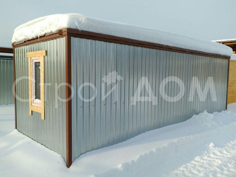 ГОСТ блок-контейнеры от производителя по низкой цене. Купить в Клину недорого.