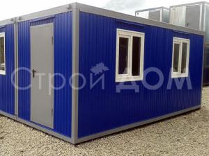 Блок-контейнер по ГОСТ 6 метров длиной недорого. Купить в Клину.