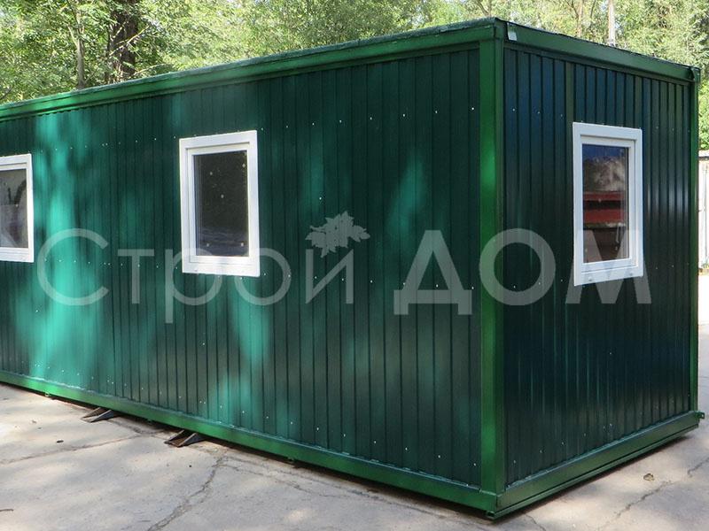 Не дорогой блок-контейнер ГОСТ от производителя в Московской области.