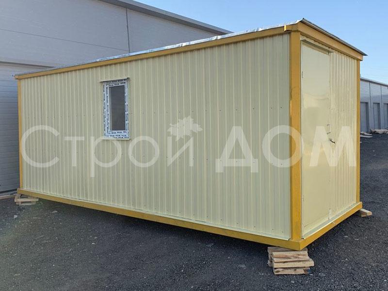 Блок-контейнеры от производителя на заказ по выгодной цене. Купить в Клину с доставкой.