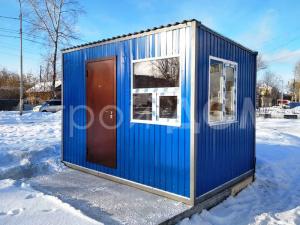 Премиум блок-контейнер 3 метровой длины в Клину по низкой цене.
