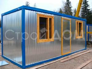 Распашной контейнер от производителя в Клину, Солнечногорске, Конаково недорого.